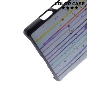 Кейс накладка для Sony Xperia Z5 Compact E5823 - с рисунком Глаз Гора