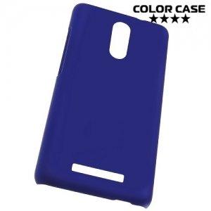 Кейс накладка для Xiaomi Redmi Note 3 - Синий