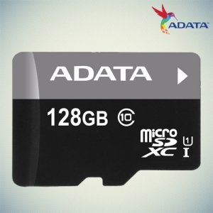 Карта памяти для телефона microSD XC SanDisk 128 Gb Class 10