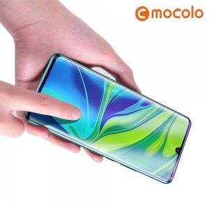 MOCOLO Изогнутое защитное 3D стекло для Xiaomi Mi Note 10 - Прозрачное