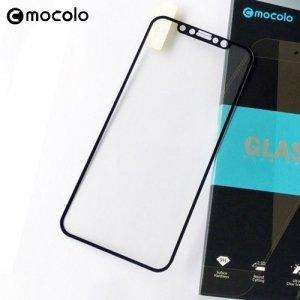 Mocolo Защитное стекло для iPhone Xs / X на весь экран - Черный