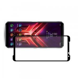 MOCOLO Защитное стекло для Asus ROG Phone 3 ZS661KS - Черное