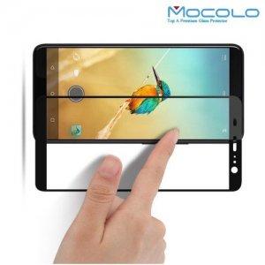 Mocolo Защитное стекло для HTC U11 Plus на весь экран - Черный