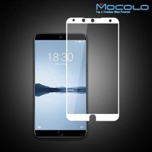 MOCOLO Защитное стекло для Meizu 15 - Белое