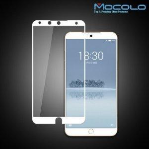 MOCOLO Защитное стекло для Meizu 15 Plus - Белое