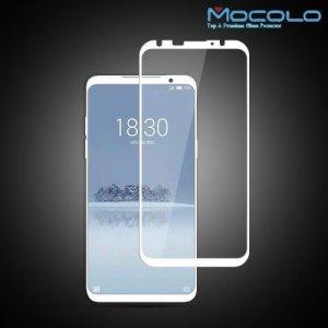 MOCOLO Защитное стекло для Meizu 16 - Белое
