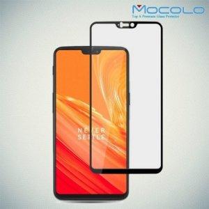 MOCOLO Защитное стекло для OnePlus 6 - Черное