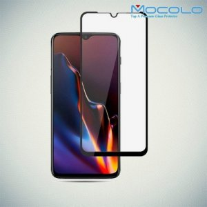MOCOLO AB Glue Защитное стекло для OnePlus 6T - Черное