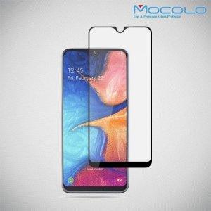 MOCOLO Защитное стекло для Samsung Galaxy A20e - Черное