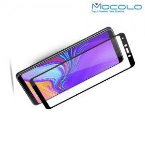 MOCOLO Защитное стекло для Samsung Galaxy A9 2018 SM-A920F - Черное