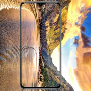 Защитное стекло для Samsung Galaxy M31 - Черное