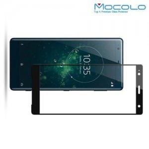 MOCOLO Защитное стекло для Sony Xperia XZ2 - Черное