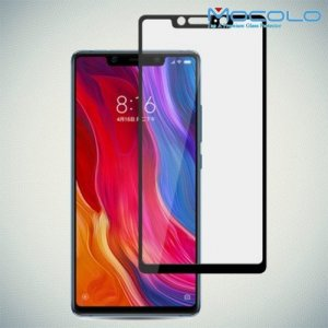 MOCOLO Защитное стекло для Xiaomi Mi 8 SE - Черное