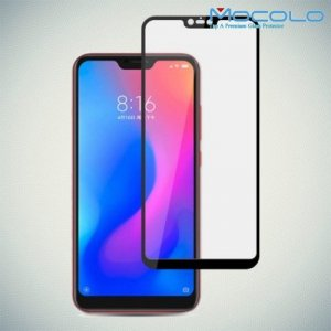 MOCOLO Защитное стекло для Xiaomi Redmi Note 6 - Черное