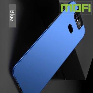 Mofi Slim Armor Матовый жесткий пластиковый чехол для Asus Zenfone 6 ZS630KL - Синий
