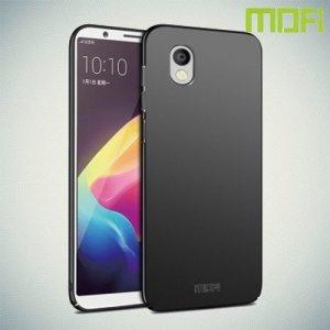Mofi Slim Armor Матовый жесткий пластиковый чехол для ASUS Zenfone Live L1 ZA550KL - Черный
