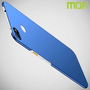 Mofi Slim Armor Матовый жесткий пластиковый чехол для Google Pixel 3a XL - Синий