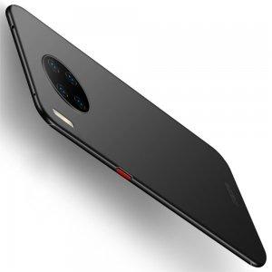 Mofi Slim Armor Матовый жесткий пластиковый чехол для Huawei Mate 30 Pro - Черный
