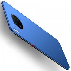Mofi Slim Armor Матовый жесткий пластиковый чехол для Huawei Mate 30 Pro - Синий