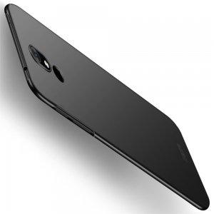 Mofi Slim Armor Матовый жесткий пластиковый чехол для Nokia 3.2 - Черный