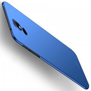 Mofi Slim Armor Матовый жесткий пластиковый чехол для Nokia 3.2 - Синий