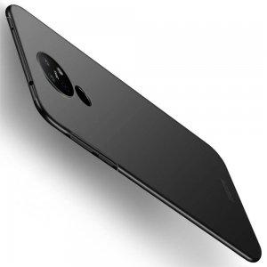 Mofi Slim Armor Матовый жесткий пластиковый чехол для Nokia 6.2 / 7.2 - Черный