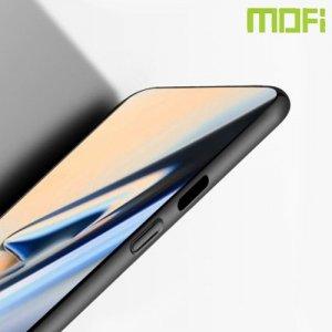 Mofi Slim Armor Матовый жесткий пластиковый чехол для OnePlus 7 Pro - Розовое Золото