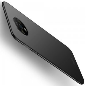 Mofi Slim Armor Матовый жесткий пластиковый чехол для OnePlus 7T - Черный