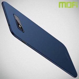 Mofi Slim Armor Матовый жесткий пластиковый чехол для Samsung Galaxy S10e - Синий
