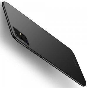 Mofi Slim Armor Матовый жесткий пластиковый чехол для Samsung Galaxy S20 Plus - Черный