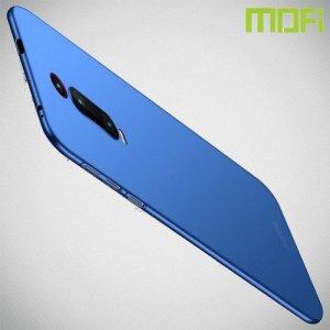 Mofi Slim Armor Матовый жесткий пластиковый чехол для Xiaomi Mi 9T - Синий