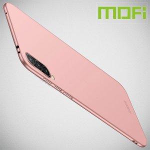 Mofi Slim Armor Матовый жесткий пластиковый чехол для Xiaomi Mi A3 - Розовое Золото