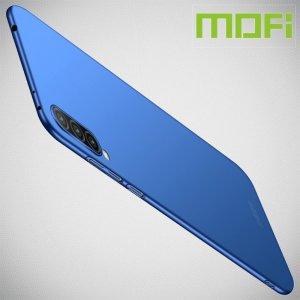 Mofi Slim Armor Матовый жесткий пластиковый чехол для Xiaomi Mi 9 lite - Синий