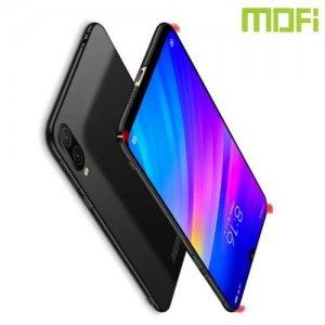 Mofi Slim Armor Матовый жесткий пластиковый чехол для Xiaomi Redmi 7 - Черный