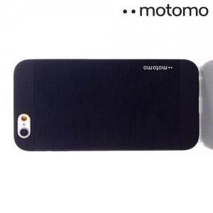 MOTOMO металлический алюминиевый чехол для iPhone 6S / 6 - Черный