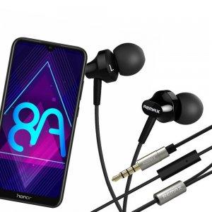 Наушники для Honor 8A с микрофоном
