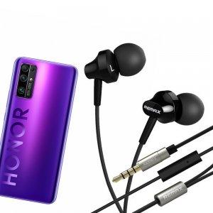 Наушники для Huawei Honor 30 с микрофоном