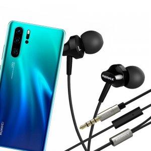 Наушники для Huawei P30 Pro с микрофоном
