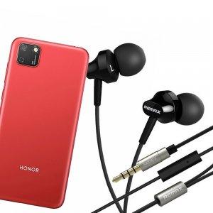 Наушники для Huawei Y5p / Honor 9S с микрофоном