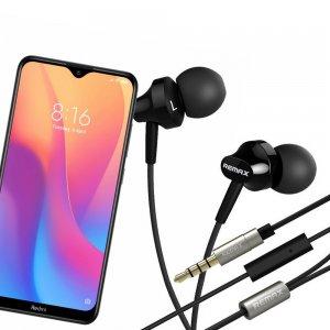 Наушники для Xiaomi Redmi 8A с микрофоном
