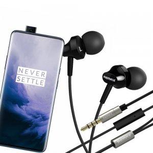 Наушники для OnePlus 7 Pro с микрофоном