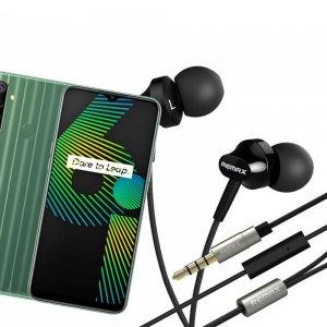 Наушники для Realme 6i с микрофоном