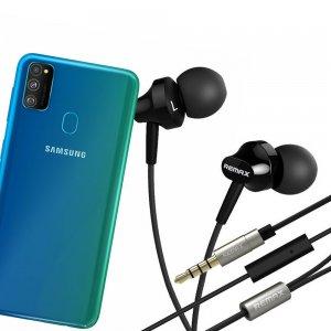 Наушники для Samsung Galaxy M30s с микрофоном