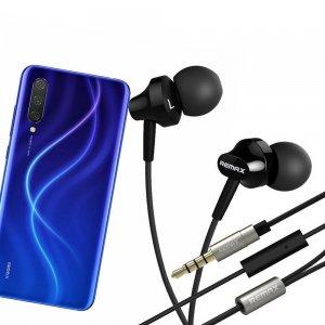 Наушники для Xiaomi Mi 9 lite с микрофоном