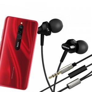Наушники для Xiaomi Redmi 8 с микрофоном