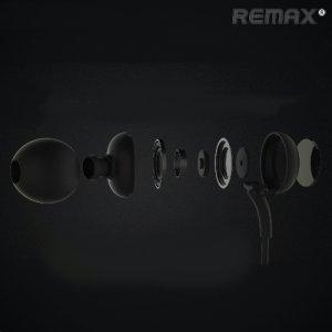 Remax RM-510 Наушники гарнитура с микрофоном – Голубой