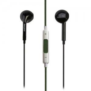 Наушники гарнитура с микрофоном SMARTBUY WOW Черный