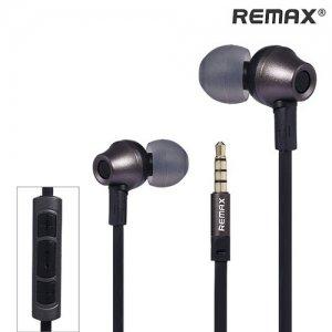 Наушники гарнитура с микрофоном Remax RM-610D Черные