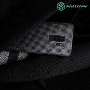 NILLKIN Air охлаждающий перфорированный чехол для Samsung Galaxy S9 Plus - Черный