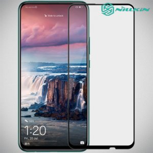 NILLKIN Amazing CP+PRO Противоударное Полноэкранное Олеофобное Защитное Стекло для Huawei P Smart Z Черное